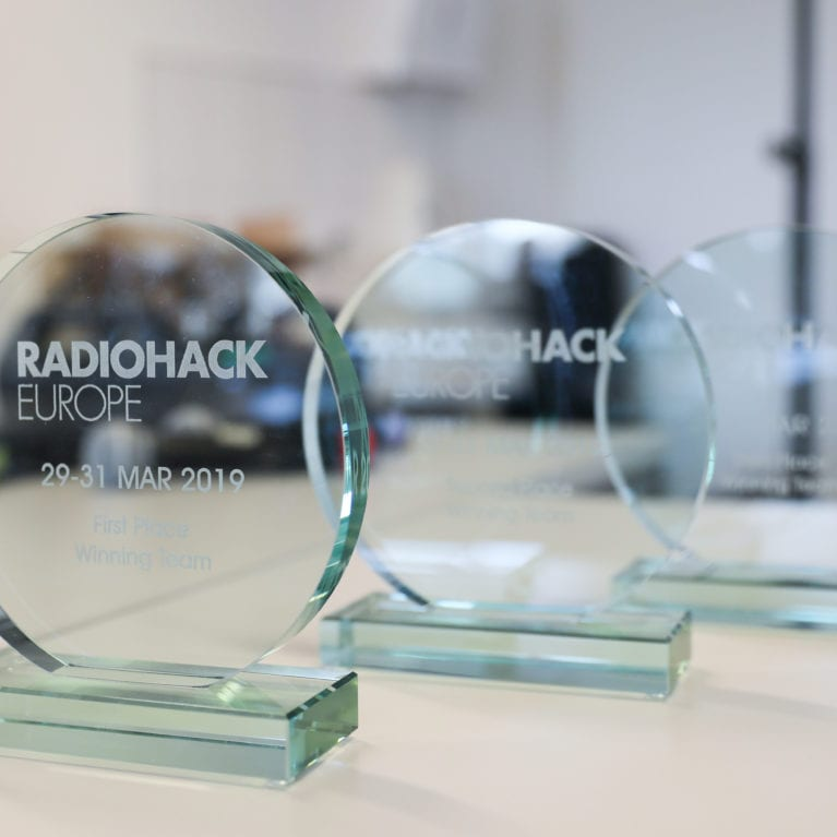 Radio Hack Europe 2019